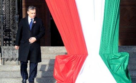 Ungaria susţine dreptul comunităţii maghiare de a folosi steagul secuiesc, anunţă Ministerul ungar de Externe