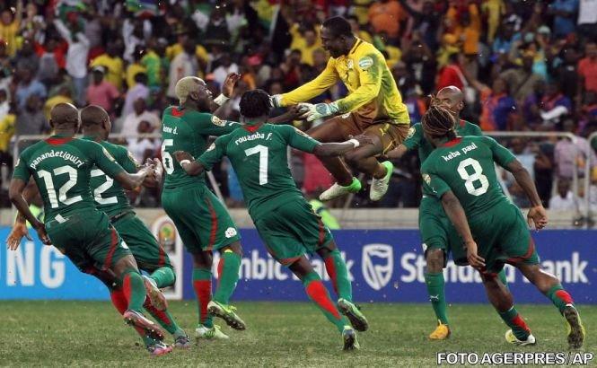 Burkina Faso a reuşit o calificare istorică în finala Cupei Africii, unde va juca împotriva Nigeriei
