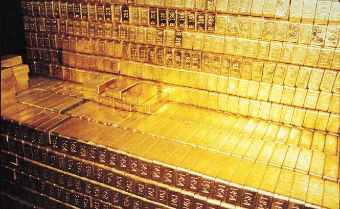 China este liderul mondial în producţia de aur
