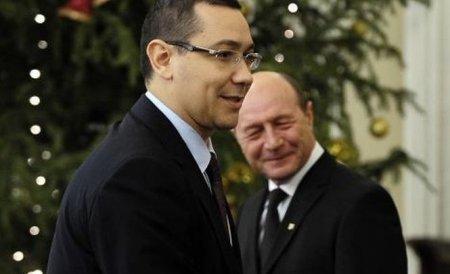 Ponta: Băsescu să spună dacă nu vrea să intrăm în Schengen, nu e nicio supărare
