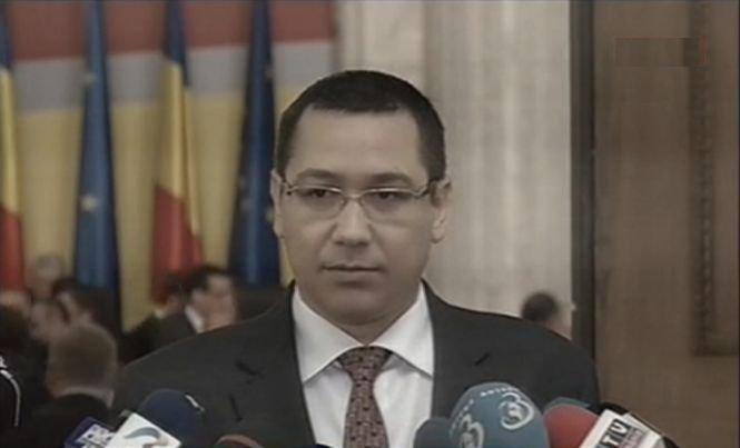 Ponta: Bugetul nu este perfect, dar este cel mai bun pe care-l puteam avea azi