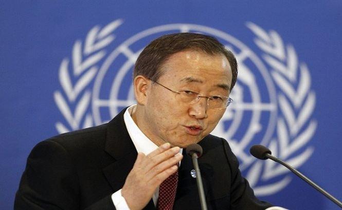 Liderul ONU îl critică dur pe Bashar al-Assad