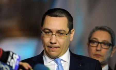 Ponta: Sunt foarte dezamăgit de rezultatul de la Bruxelles, nu e niciun euro în plus