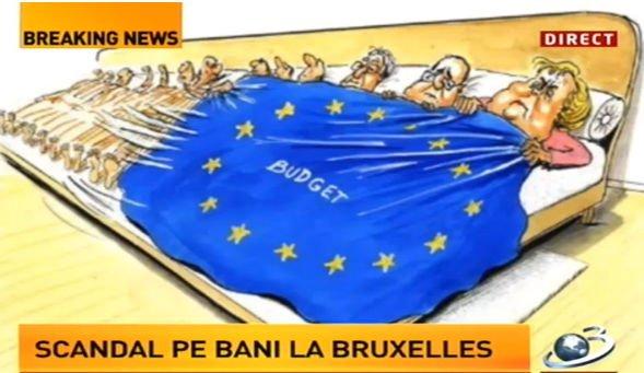 Scandal pe bugetul Uniunii Europene. Parlamentul European nu acceptă înţelegerea privind bugetul financiar multianual