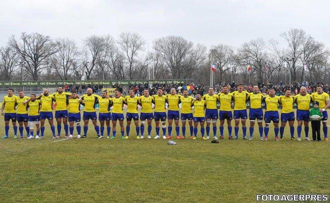 România a obţinut a doua victorie în Cupa Europeană a Naţiunilor la rugby, 29-14 cu Rusia
