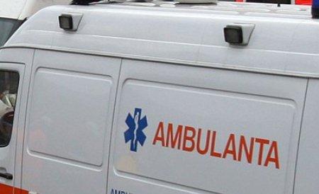 Teleorman. O baschetbalistă a ajuns la spital, după ce a căzut de la etajul al patrulea al blocului în care locuia