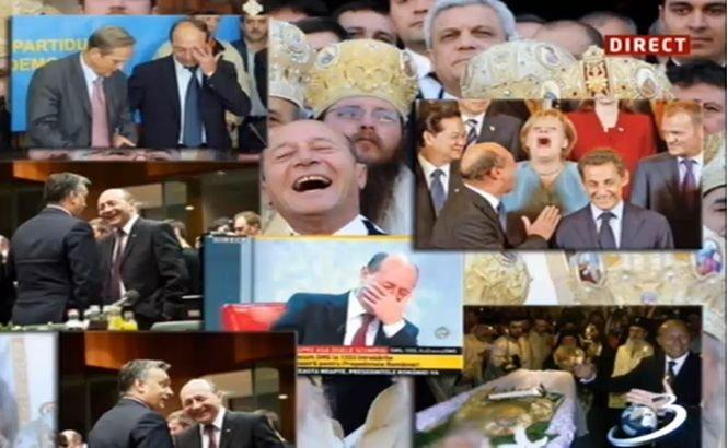 Traian Băsescu - un președinte DUPLICITAR sau INSTABIL?