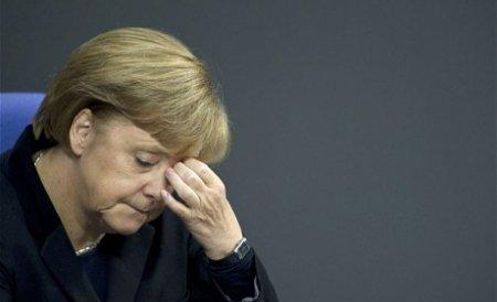 """Angela Merkel: """"Am cel mai înalt respect"""" pentru decizia Papei Benedict"""