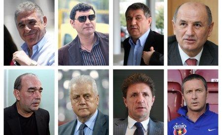 Greii fotbalului pot pleca din România. Interdicţia de a părăsi ţara pentru toţi inculpaţii din dosarul transferurilor a fost amânată