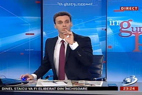 Mircea Badea: Turcescu e Bambi, e o căprioară, o frezie de om