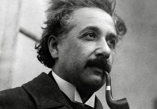N-ai mai văzut acest lucru al lui Albert Einstein. E un lucru personal, care l-a ajutat foarte mult