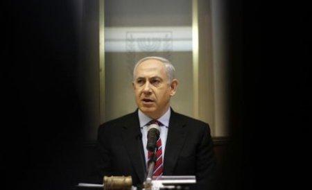 """Netanyahu avertizează: Iranul se apropie de """"linia roşie"""" în privinţa dotării cu arme nucleare"""