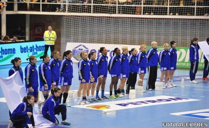 Oltchim a pierdut şi al doilea meci din grupa principală a Ligii Campionilor, 24-28 cu Krim Ljubljana