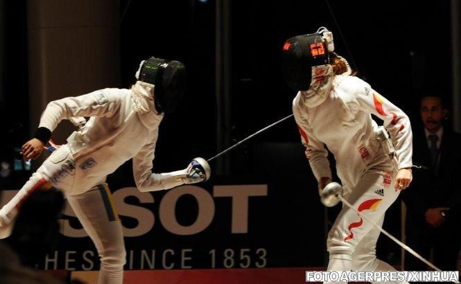 Scrimă: Clasări pe podium în Cupa Mondială pentru echipa feminină de spadă şi cea masculină de sabie