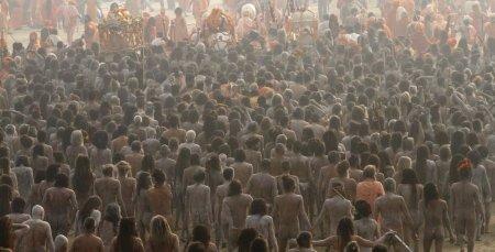 Tragedie în India: Cel mai mare festival religios din lume, soldat cu cel puţin 36 de morţi