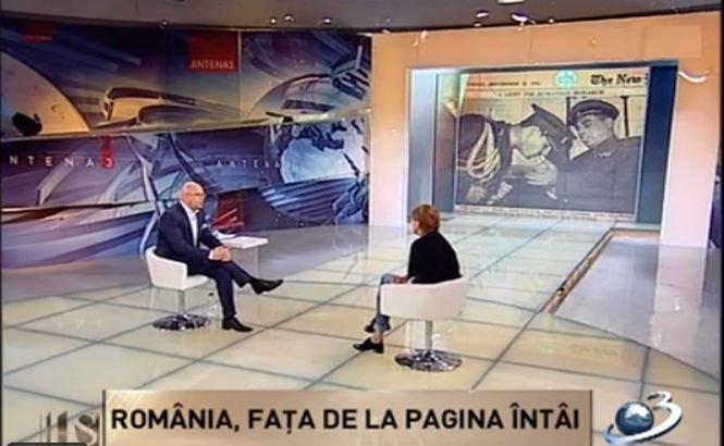 """""""Trăim o competiţie acerbă pentru a atrage atenţia asupra unei naţiuni"""". Aneta Bogdan, despre cum arată România în presa străină"""