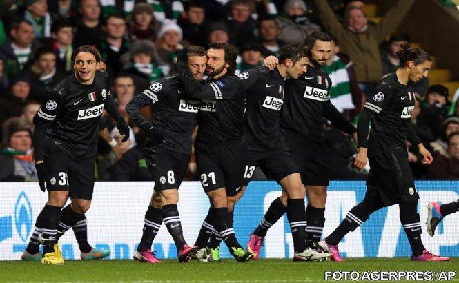 Liga Campionilor: Oaspeţii câştigă primele meciuri ale optimilor de finală