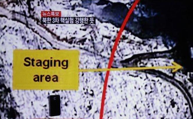 """Nord-coreenii, sfidători şi beligeranţi. Al treilea test nuclear, considerat """"o ameninţare clară la adresa păcii şi securităţii"""" mondiale"""