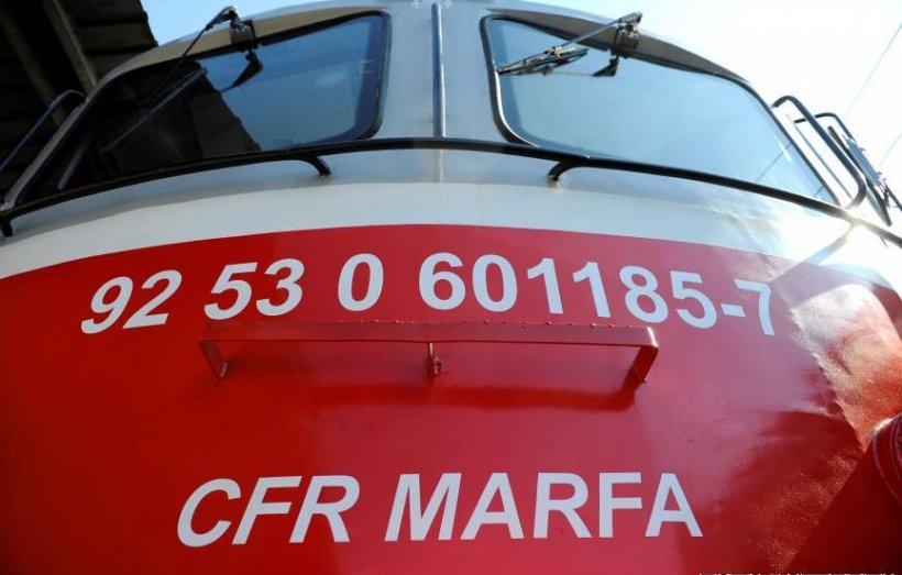 CFR Marfă, gata de privatizare. Strategia a fost aprobată de Guvern