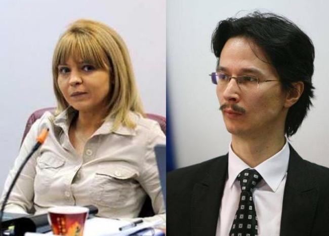 Cristi Dănileţ şi Alina Ghica ar putea fi REVOCAŢI din CSM