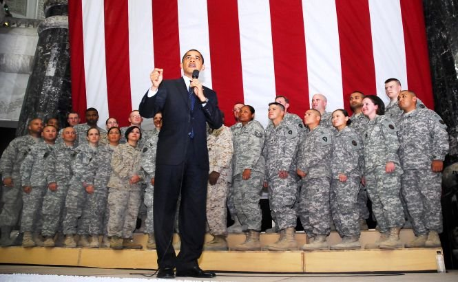 """Obama sună retragerea: """"La sfârşitul anului 2014 vom încheia războiul din Afganistan"""""""