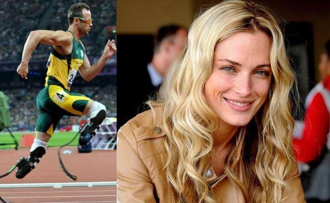 Atletul Oscar Pistorius, acuzat că şi-a împuşcat mortal iubita. Cine este femeia găsită moartă în casa sportivului