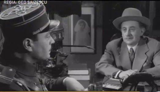 """""""Doi vecini"""" - comedia de moravuri care a unit două mari destine: Geo Saizescu şi Tudor Arghezi"""