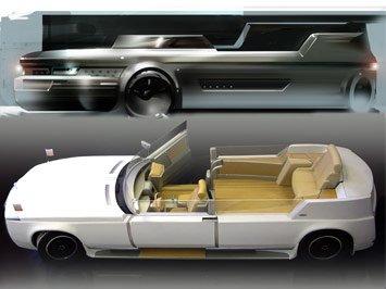 Guvernul rus vrea un brand auto de lux autohton care să concureze cu BMW şi Mercedes