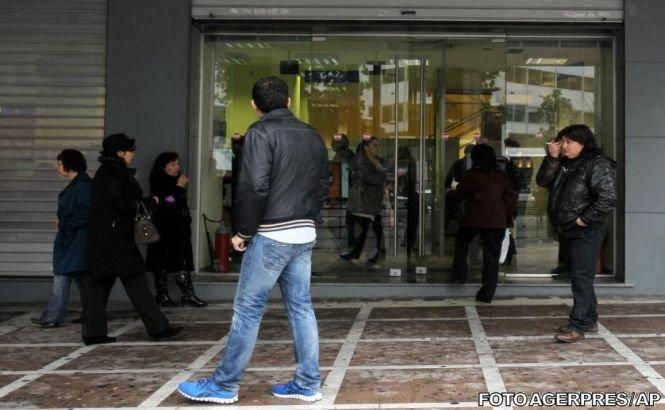 Şomajul din Grecia a ajuns la un nivel record de 27%