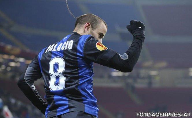 CFR Cluj a pierdut pentru prima oară în deplasare în acest sezon european, 0-2 cu Inter