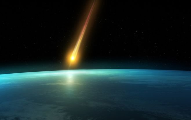 Există şanse mari ca un nou meteorit să intre în atmosfera Terrei în următoarele ore. Anunţul a fost făcut de Observatorul Pulkovo din Rusia