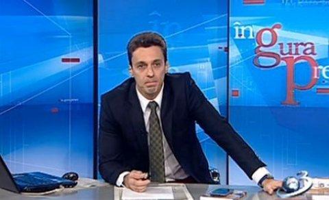 Mircea Badea: Pe Traian Băsescu l-a interesat doar să o scoată pe Udrea preşedinte PDL