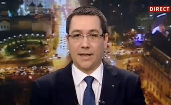 Ponta: Suntem întotdeauna ultimii la masă când se împarte ceva, dar primii când apare un scandal