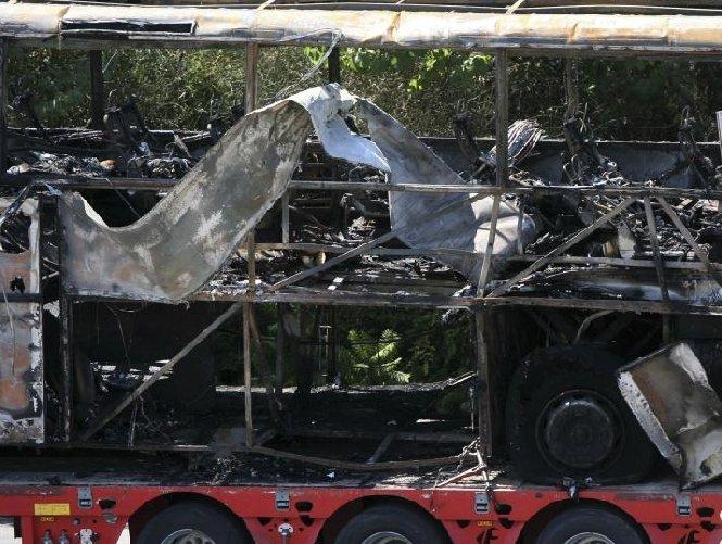 Australia şi Canada au furnizat Bulgariei informaţii despre sursa de finanţare a atentatului anti-israelian din 2012