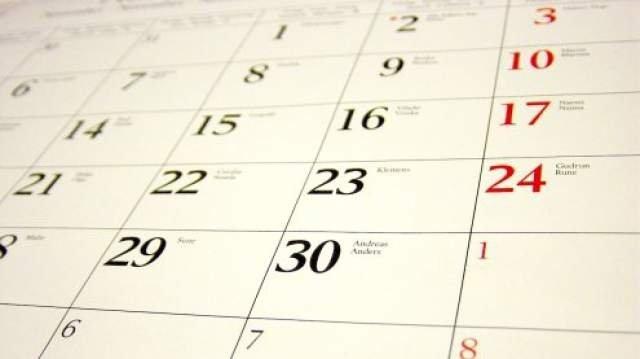 Bugetarii ar putea avea şase zile libere de 1 Mai şi Paşti