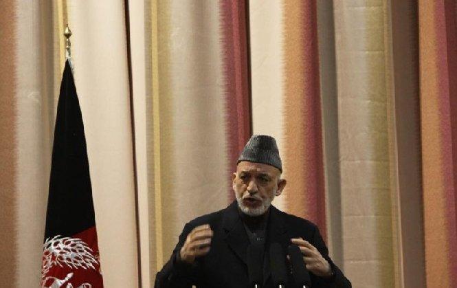 Preşedintele Afganistanului interzice serviciilor să ceară sprijin aerian de la NATO în operaţiunile militare