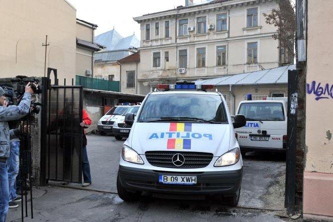 Angajaţi ai MAI, anchetaţi de DGA. Poliţiştii sunt suspectaţi că i-au ajutat pe hoţii de combustibil