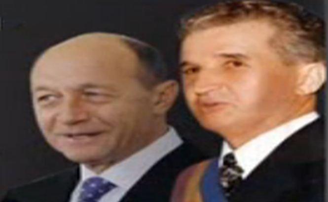 Asemănări INCREDIBILE între Nicolae Ceaușescu și Traian Băsescu