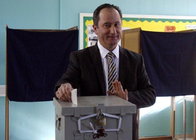 Candidatul de dreapta Nicos Anastasiades este noul preşedinte din Republica Cipru