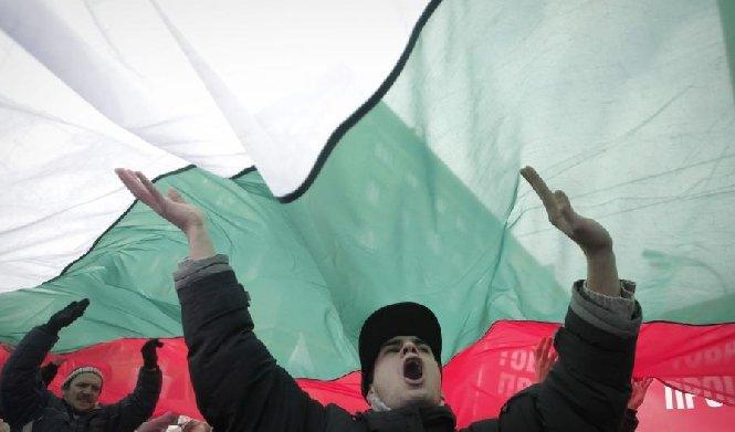 Mii de bulgari au protestat faţă de facturile mari la electricitate primite în luna ianuarie