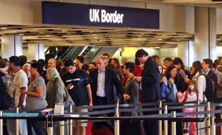 Ministru britanic: Numărul imigranţilor români şi bulgari este irelevant