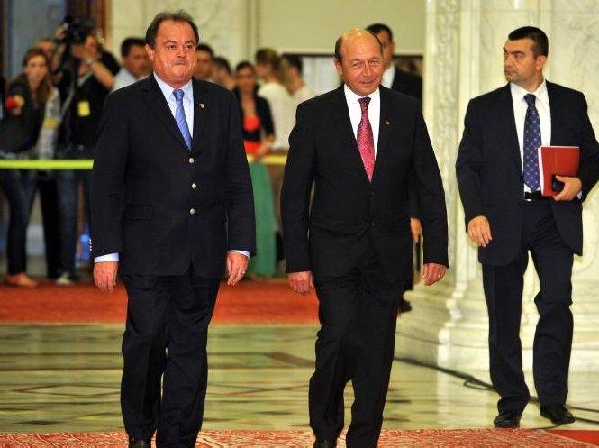 Traian Băsescu, despre declaraţiile lui Blaga: O, săracul!