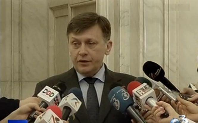 Antonescu spune că Becali rămâne în Comisia juridică, dar nu precizează dacă va fi pe locul PNL