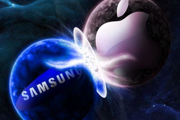 Apple şi Samsung, din nou în proces pentru încălcarea patentelor