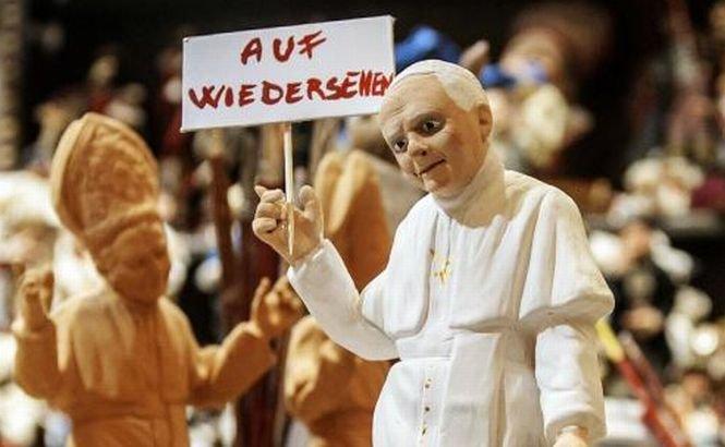Ce l-ar fi determinat pe Benedict al XVI-lea să renunţe la tronul papal