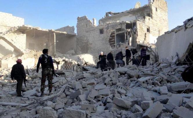 Daunele suferite de infrastructura din Siria, estimate la 11 miliarde de dolari