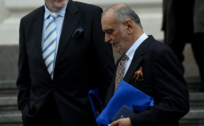 """Dosarul """"pixelul albastru"""", la final? Tribunalul Bucureşti ar putea da astăzi verdictul în procesul dintre Băsescu şi Patriciu"""