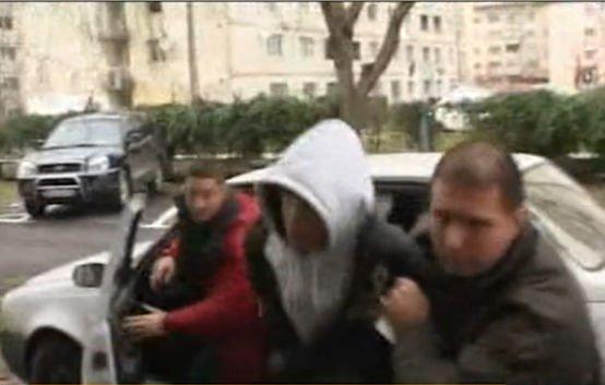 Iată primele imagini cu principalul suspect în cazul uciderii elevului din Târgovişte