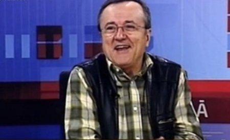 Ion Cristoiu recunoaşte că preşedintele solicită prezenţa la televizor: Traian Băsescu s-a cerut la un interviu