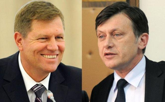 Klaus Iohannis a anunţat că s-a înscris în PNL. Crin Antonescu: Sunt bucuros că o personalitate deosebită ni se alătură